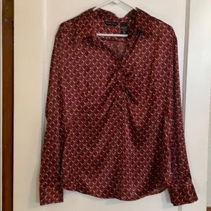 New York & Company Blouse EUC